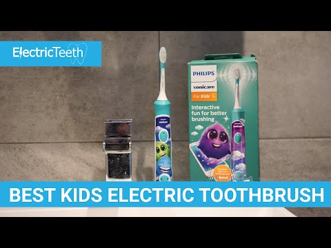 Best Kids Electric Toothbrush 2021