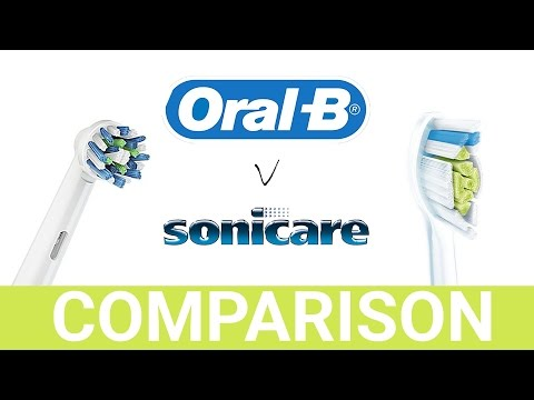Oral-B Vs Sonicare Sound & Noise Comparison