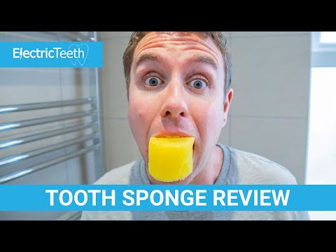 Blizzident Tooth Cleaning Sponge Review