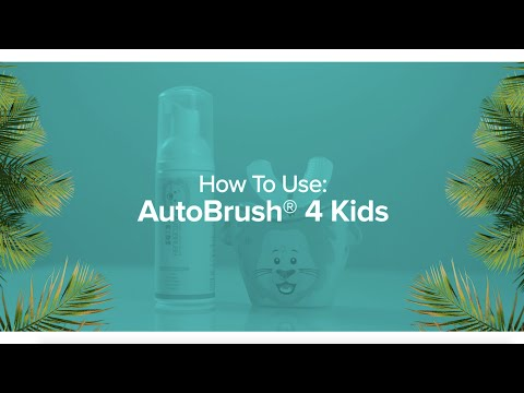 How-To: Use AutoBrush® 4 Kids