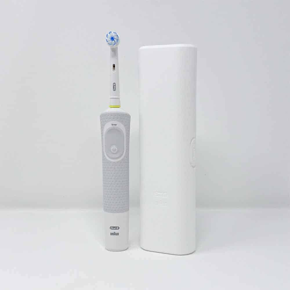 Oral-B Pro 100 with travel case