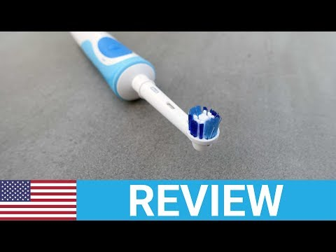 Oral-B Vitality Electric Toothbrush Review - USA