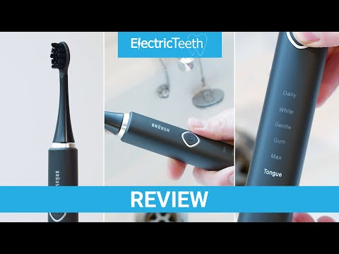 Bruush Electric Toothbrush Review