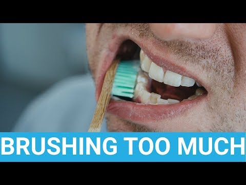 Can You Brush Your Teeth Too Much?