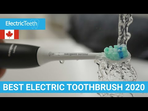 Best Electric Toothbrush 2020 [Canada]
