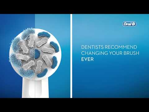 NEW Oral B SENSI ULTRATHIN for sensitive teeth whitening and cleaning
