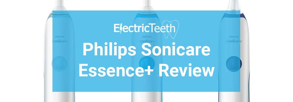 Philips Sonicare Essence Plus Review 1