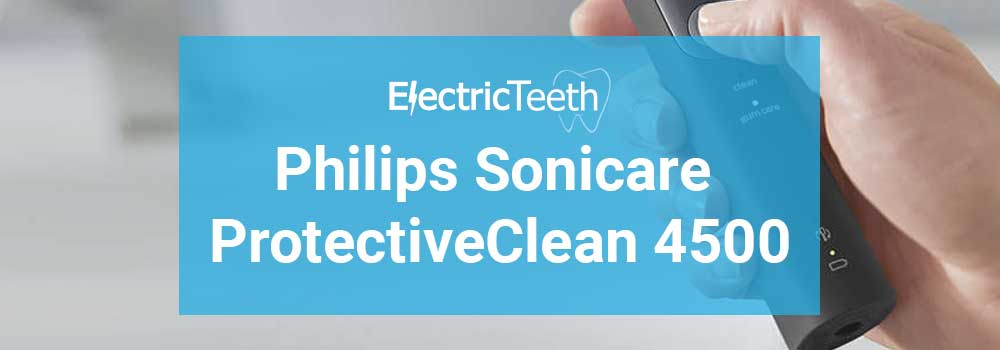 Philips Sonicare ProtectiveClean 4500