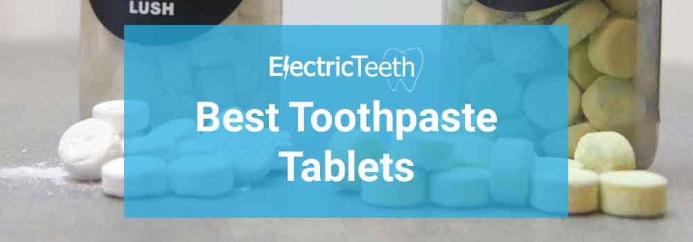 Best Toothpaste Tablets