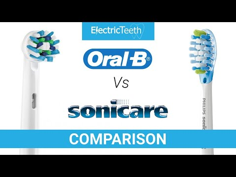 Oral-B vs Sonicare 2021
