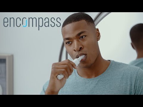 The Encompass | Game changing half-mouth toothbrush