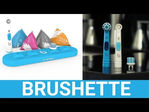 Brushette – An innovation in electric toothbrush heads
