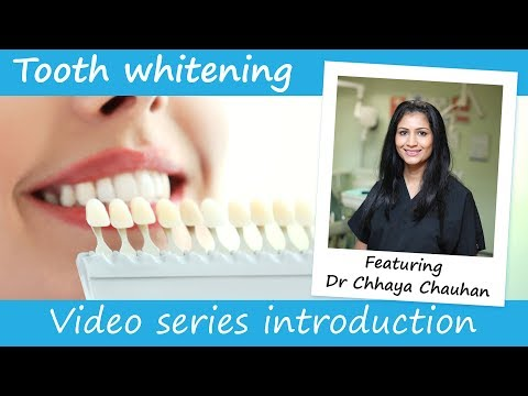 Teeth whitening video series introduction