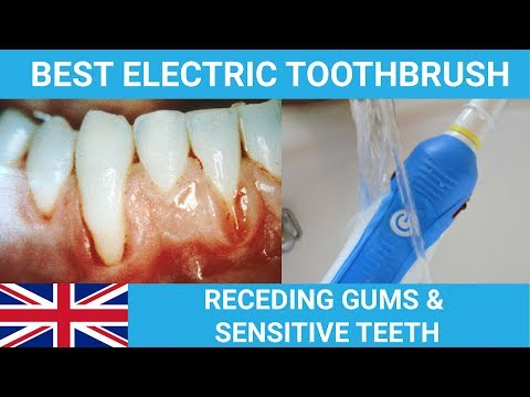 Best Electric Toothbrush For Sensitive Teeth & Receding Gums - UK