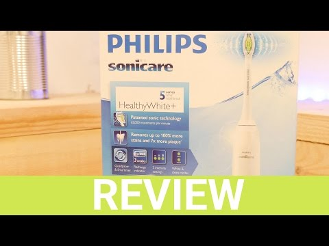 Philips Sonicare HealthyWhite+ HX8911/04 Review