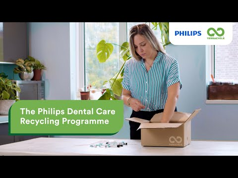 The Philips Dental Care Recycling Programme