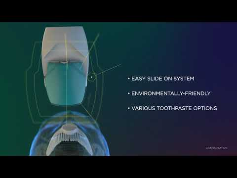 Original 10-Second Toothbrush | Amabrush® Explained (Top Product 2018 from Kickstarter)