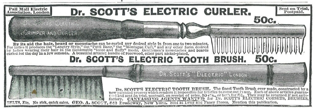 Dr Scott Electric Toothbrush