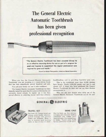 General_Electric_Toothbrusha