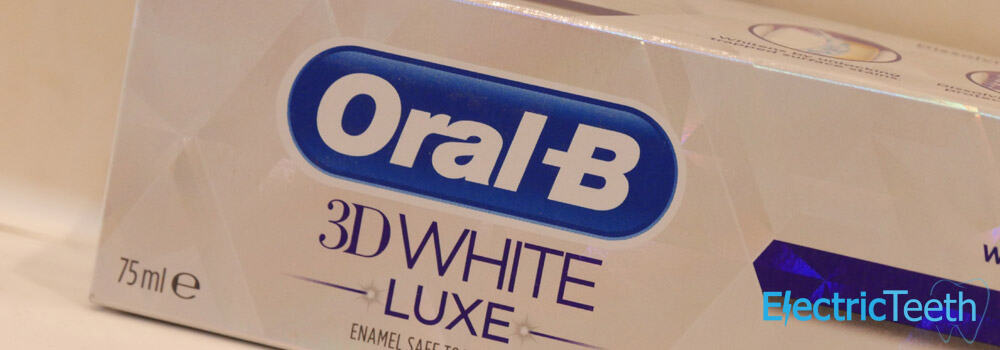 Oral-B 3D White Luxe Perfection Toothpaste Review 5
