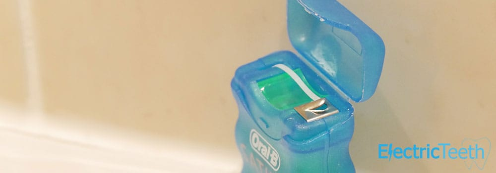 Oral-B Satin Tape Floss Review 3