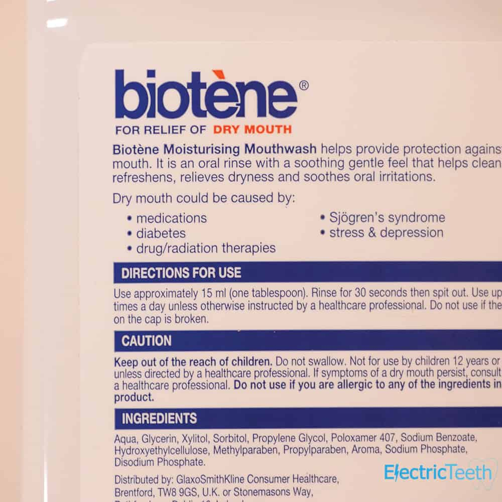Biotene Mouthwash Review 4