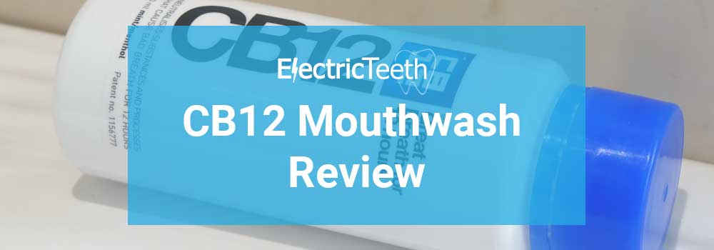 CB12 Mouthwash Review