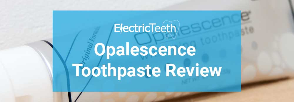 Opalescence Toothpaste Review