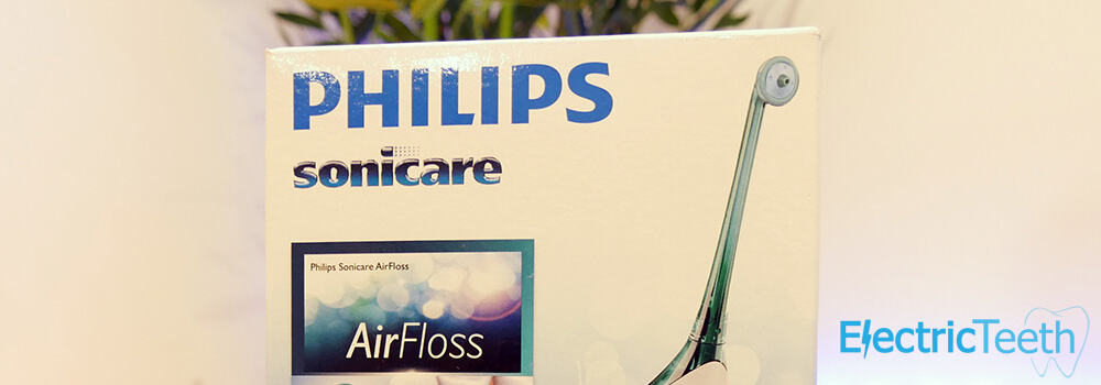Philips Sonicare AirFloss Review 8