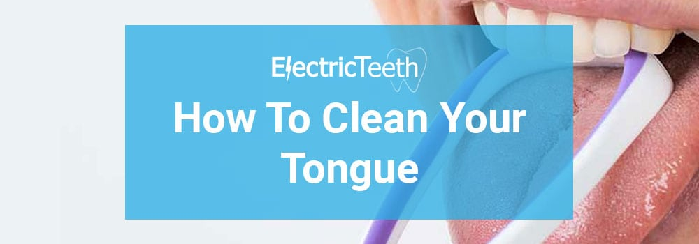 How to brush your tongue 1