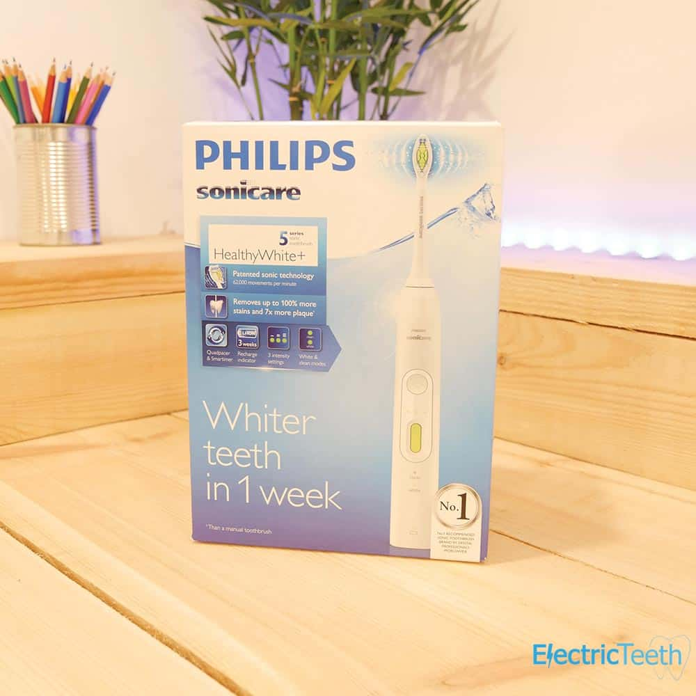 Philips Sonicare HealthyWhite+ HX8911/04 Review 12
