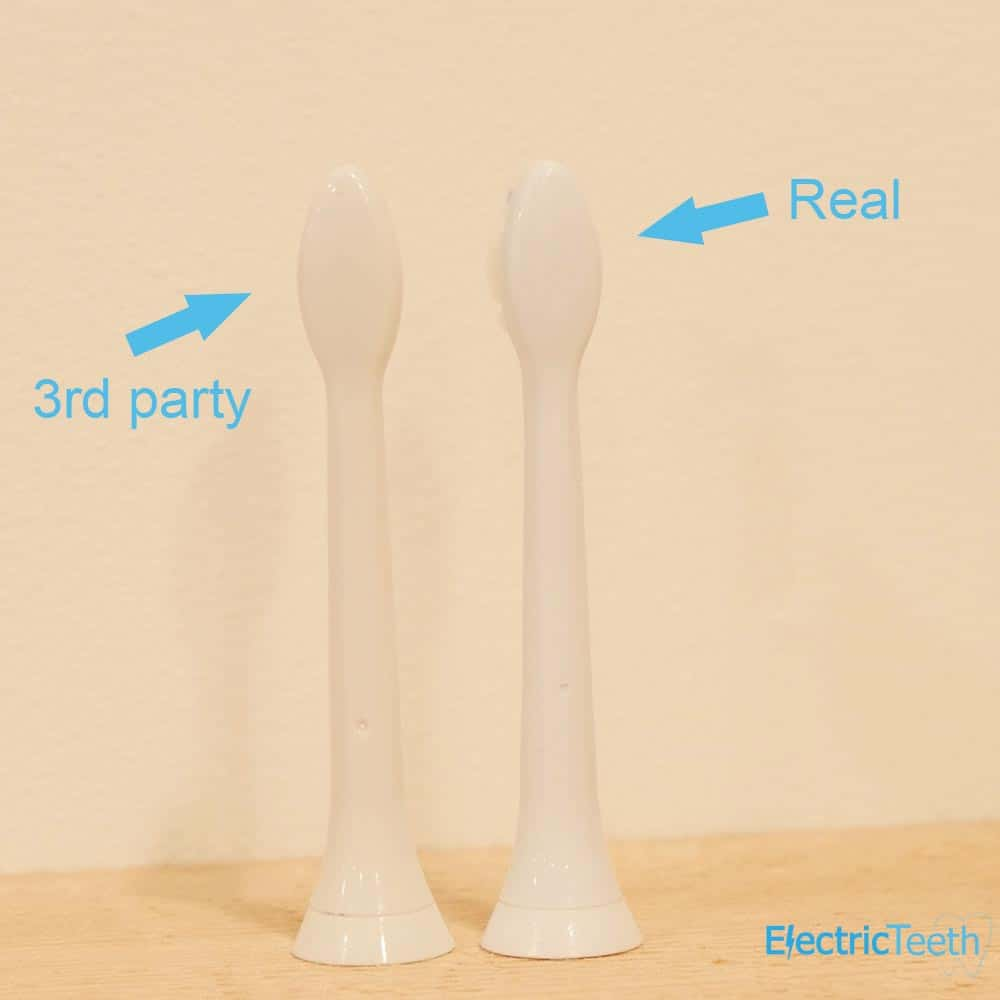 Sonicare Fake Brush Heads 5