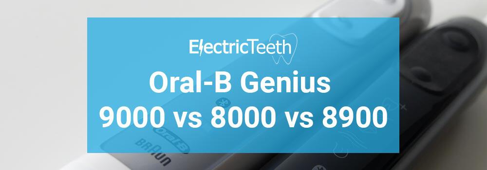 Genius 8000 vs 9000 vs 8900 comparison