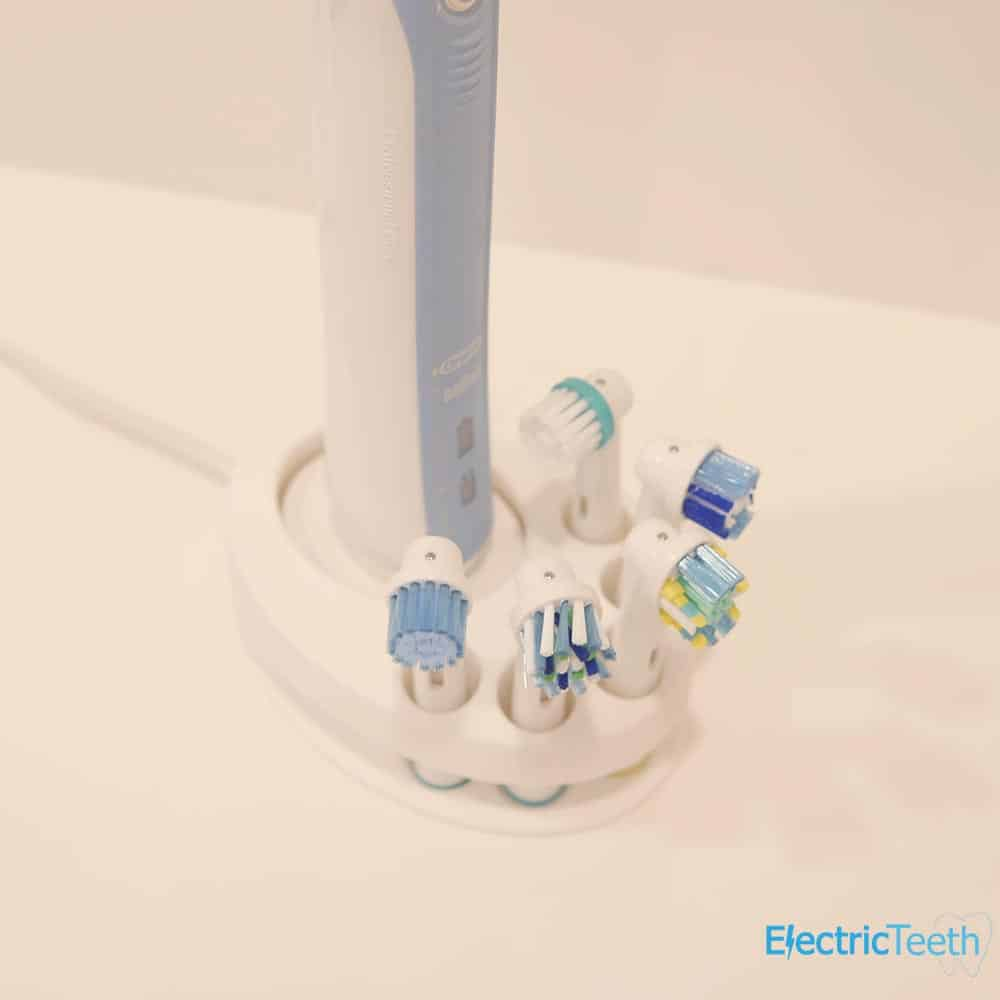 How to Store Electric Toothbrush Heads forecasting