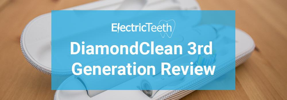 philips sonicare diamond clean review