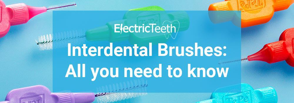 Everything you need to know about interdental brushes