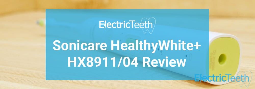 Philips Sonicare HealthyWhite+ HX8911/04 Review 1