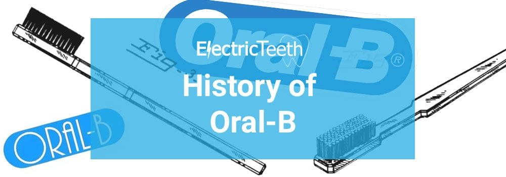 History of Oral-B 1