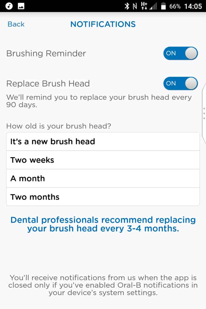 Oral-B Bluetooth Connectivity Explained 8
