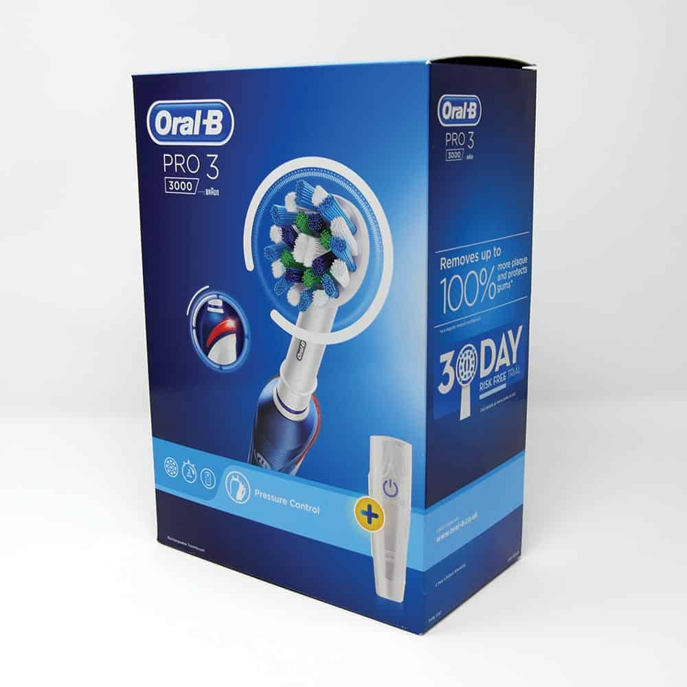 Oral-B Pro 3 3000 vs Smart 4 4000 3