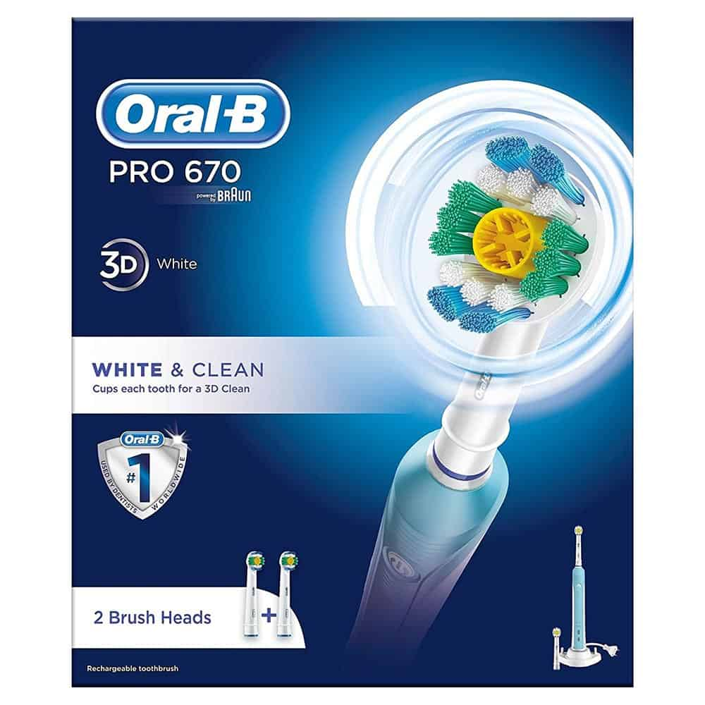 Oral-B Pro 670 Review 1