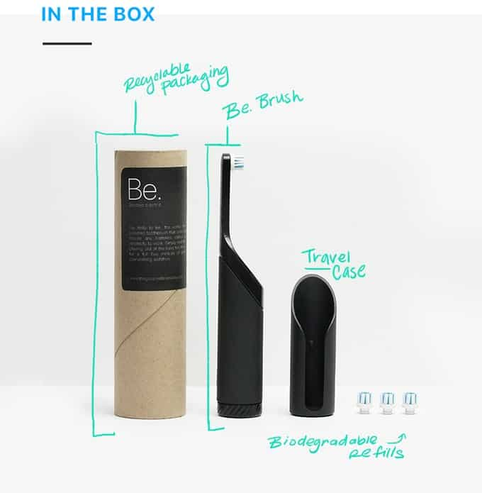 Be - A battery free powered toothbrush 1
