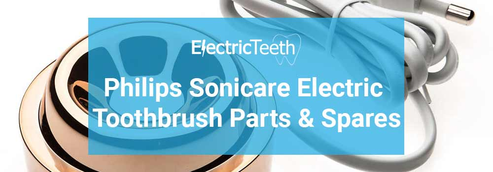 Philips Sonicare Electric Toothbrush Parts & Spares