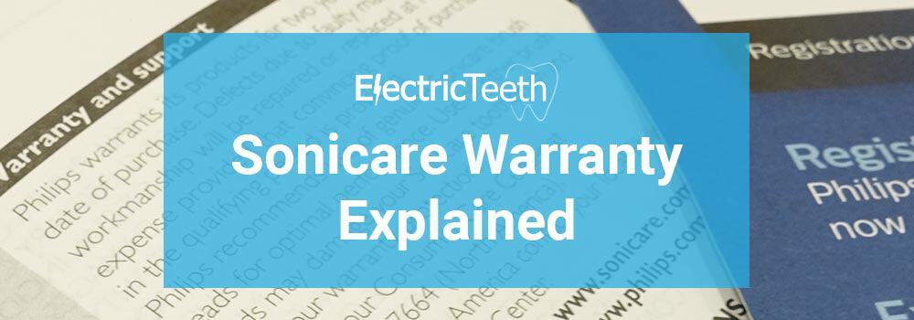 Sonicare Warranty Explained
