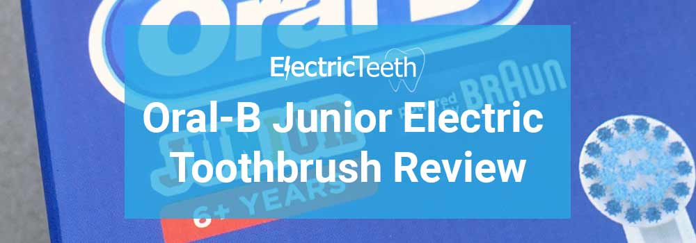 Oral-B Junior Review 1