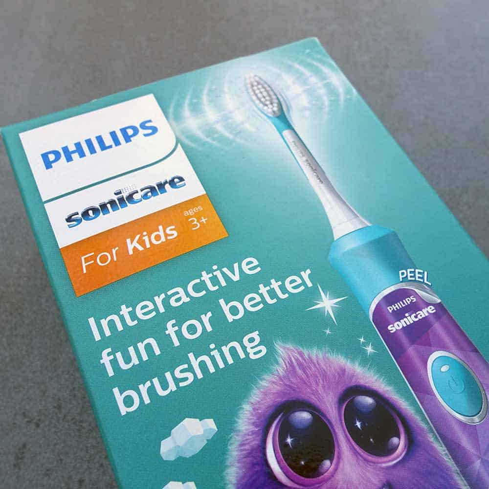 Sonicare For Kids Connected (HX6322/04) Review 15