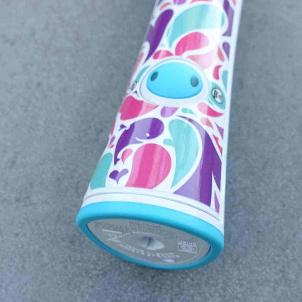 Sonicare For Kids Power Button and Sticker