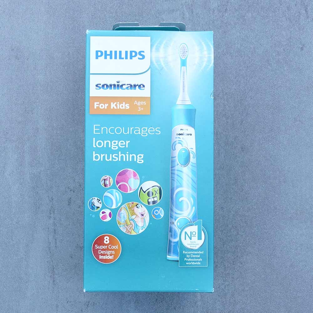 Sonicare For Kids Box