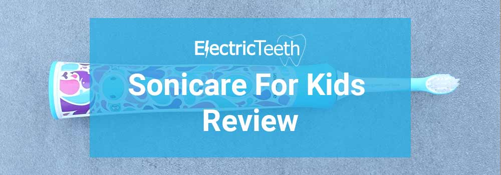 Philips Sonicare For Kids Hx631117 Review Electric Teeth