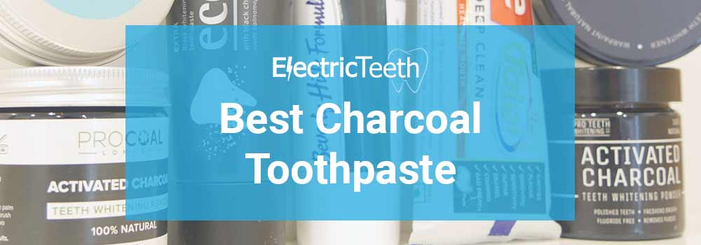 best charcoal toothpaste